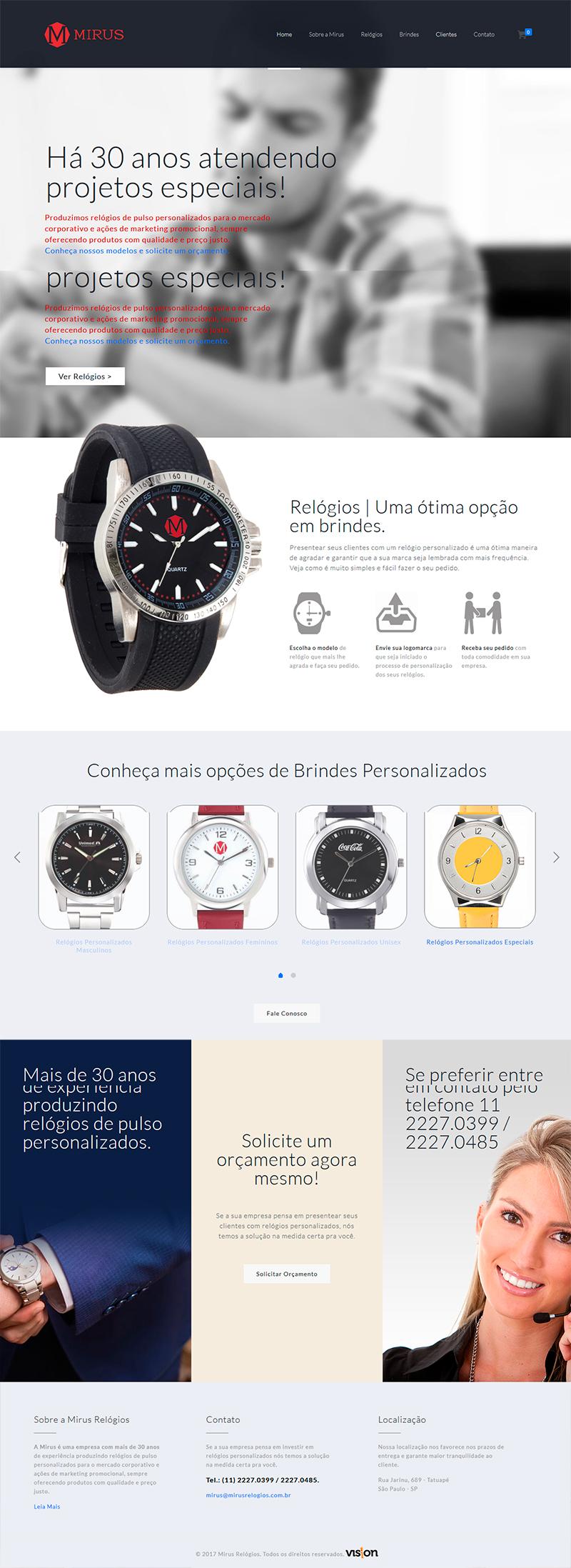 Mirus-Relógios